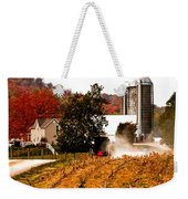 Church Is Over Heading Home Weekender Tote Bag