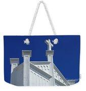 Church Key West Florida Weekender Tote Bag
