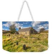 Church Of Celynnin Weekender Tote Bag by Adrian Evans