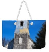 Church Of Days Gone By Weekender Tote Bag