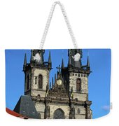 Church Of Our Lady Before Tyn Weekender Tote Bag