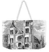 Church Of The Puritans Weekender Tote Bag