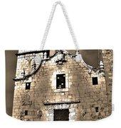 Church Of The Virgen De La Ermitana - Peniscola  Weekender Tote Bag