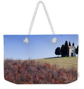 Church On A Hill Weekender Tote Bag