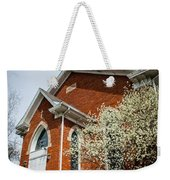 Church Series 1 Weekender Tote Bag