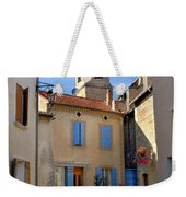 Church Steeple In Provence Weekender Tote Bag
