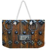 Church Stronghold  Weekender Tote Bag