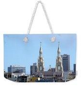 Church Top San Francisco Weekender Tote Bag
