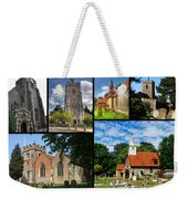 Churches Of Hillingdon Weekender Tote Bag