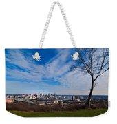Cincinnati From Kentucky Weekender Tote Bag