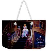 Cinderella Enters The Ball Weekender Tote Bag