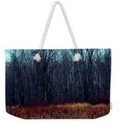 Cinnamon Fields Weekender Tote Bag