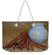 Cinnamon Jar Weekender Tote Bag