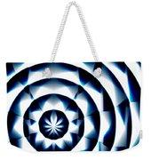 Circle Flower - Macro 1 Weekender Tote Bag
