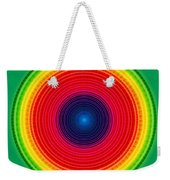 Circle X-ray Weekender Tote Bag