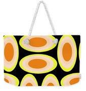 Circles Weekender Tote Bag by Louisa Knight