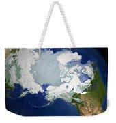 Circum-arctic Permafrost Weekender Tote Bag