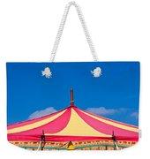 Circus Tent Top  Weekender Tote Bag