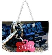 Cisco's Gear Weekender Tote Bag