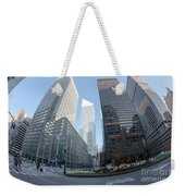 Citigroup Center From Park Avenue I Weekender Tote Bag