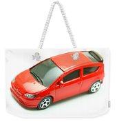 Citroen C4 Model Car Weekender Tote Bag