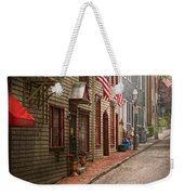 City - Rhode Island - Newport - Journey  Weekender Tote Bag