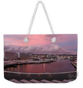 City At Dusk Weekender Tote Bag