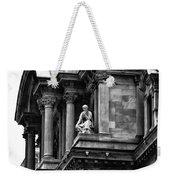 City Hall Edifice - Philadelphia Weekender Tote Bag
