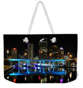 City Of Color Weekender Tote Bag