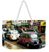 City Of Colors Weekender Tote Bag