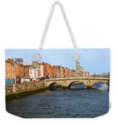 City Of Dublin Weekender Tote Bag