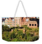 City Of Gdansk Weekender Tote Bag