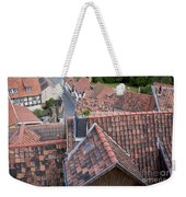 City Roofs Weekender Tote Bag