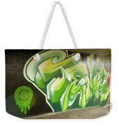 City Sponsored And Approved Graffiti Weekender Tote Bag