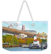 City View Three Weekender Tote Bag