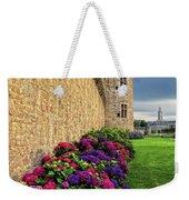 City Wall Vannes France Weekender Tote Bag