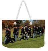 Civil Soldiers March Weekender Tote Bag