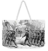 Civil War: 39th Regiment Weekender Tote Bag