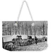Civil War: Ambulances, C1864 Weekender Tote Bag