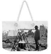 Civil War: Army Cook Weekender Tote Bag