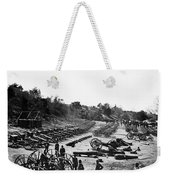 Civil War: Artillery Weekender Tote Bag