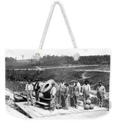 Civil War: Cannon, 1864 Weekender Tote Bag