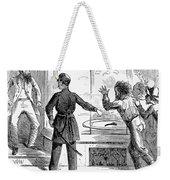 Civil War: Food Shortage Weekender Tote Bag
