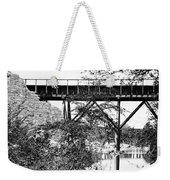 Civil War: Foot Bridge Weekender Tote Bag