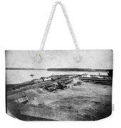 Civil War: Fort Defiance Weekender Tote Bag