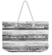 Civil War: Fort Moultrie Weekender Tote Bag