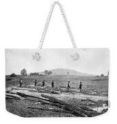 Civil War: Graves, 1862 Weekender Tote Bag