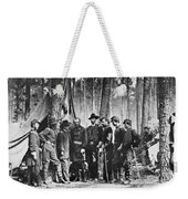 Civil War: Mathew Brady Weekender Tote Bag