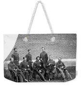 Civil War Officers Weekender Tote Bag