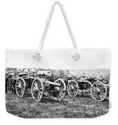 Civil War: Parrott Guns Weekender Tote Bag